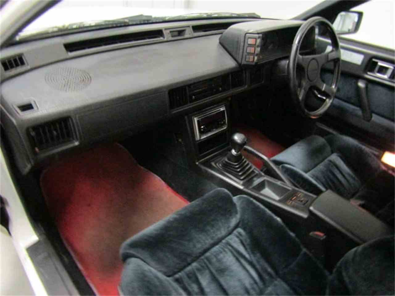 Large Picture of '87 Starion - LN54