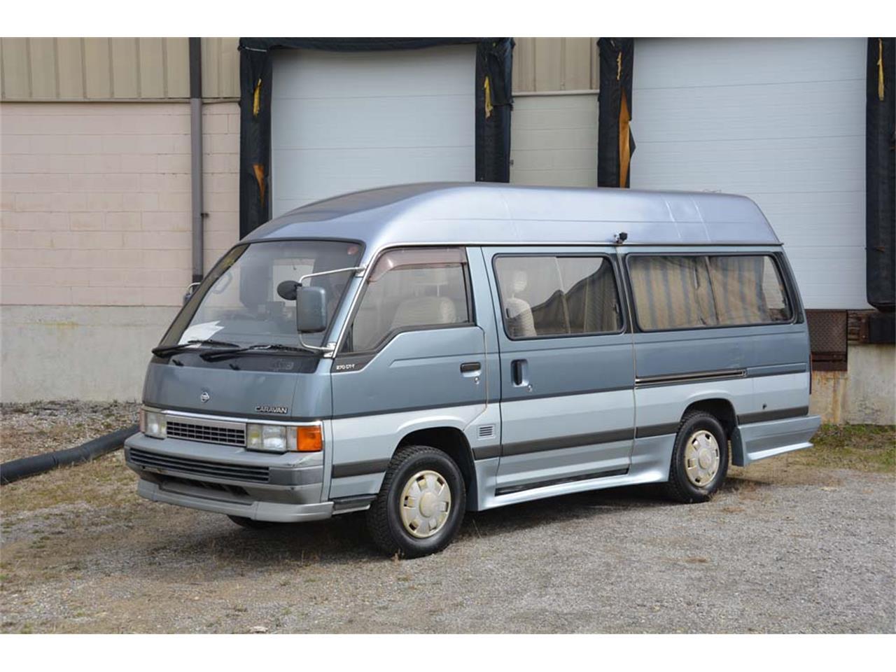 Large Picture of '90 Nissan Caravan - LN58