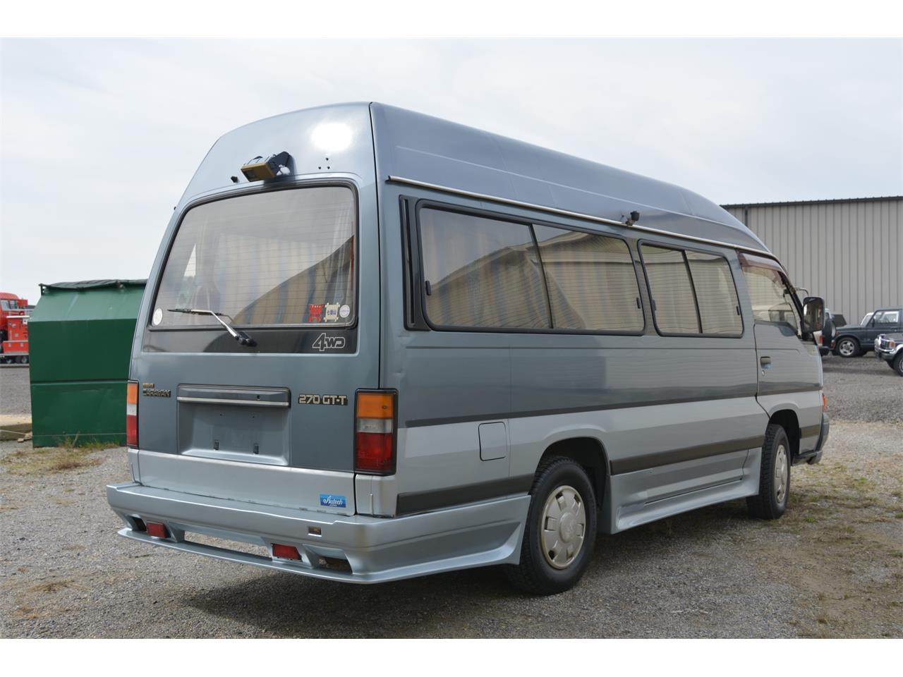 Large Picture of '90 Nissan Caravan located in Christiansburg Virginia - $17,900.00 - LN58