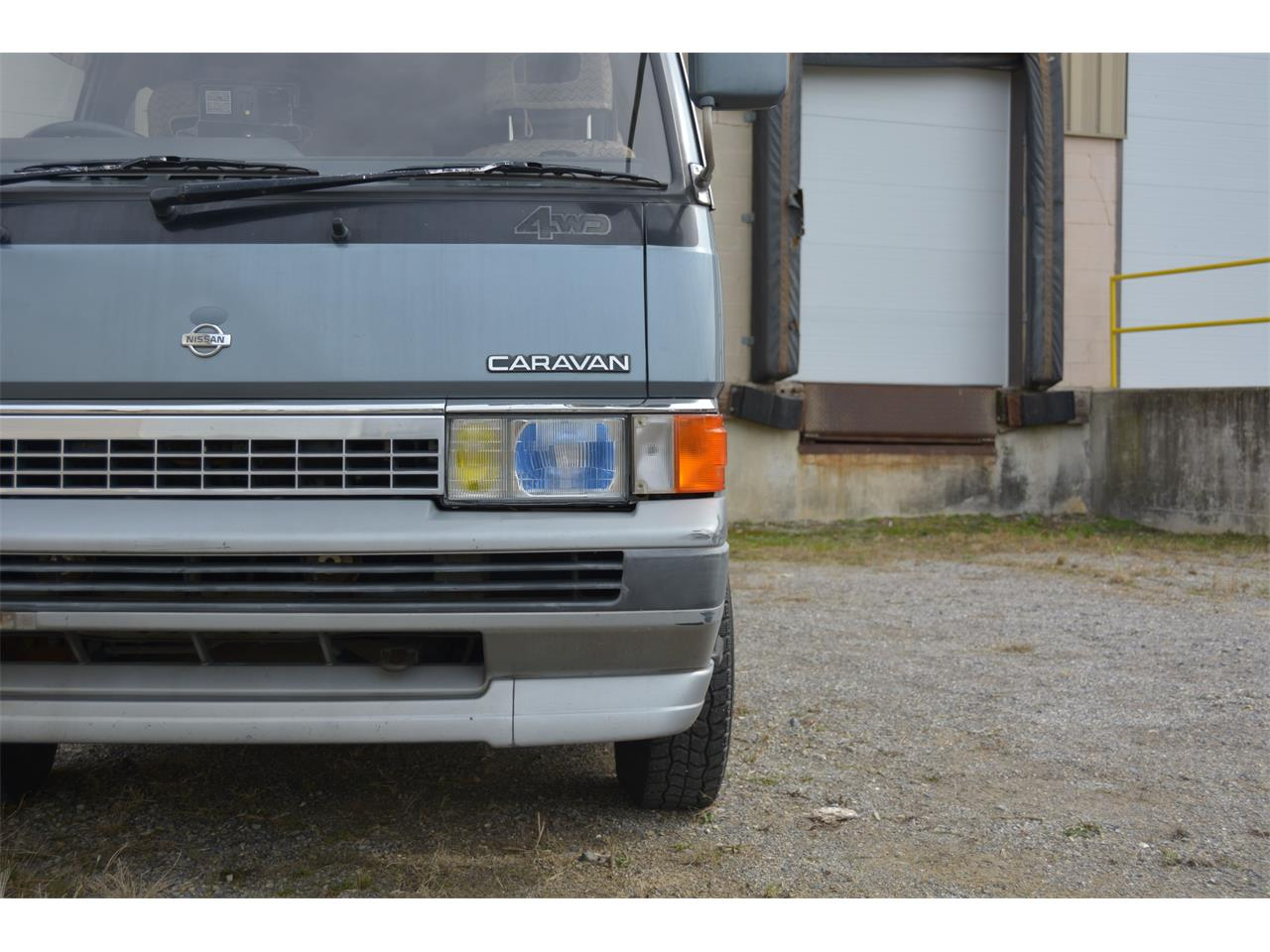 Large Picture of 1990 Nissan Caravan located in Christiansburg Virginia - $17,900.00 - LN58