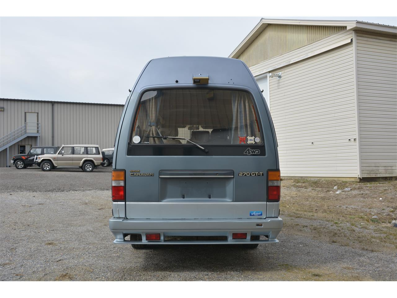 Large Picture of '90 Nissan Caravan Offered by Duncan Imports & Classic Cars - LN58
