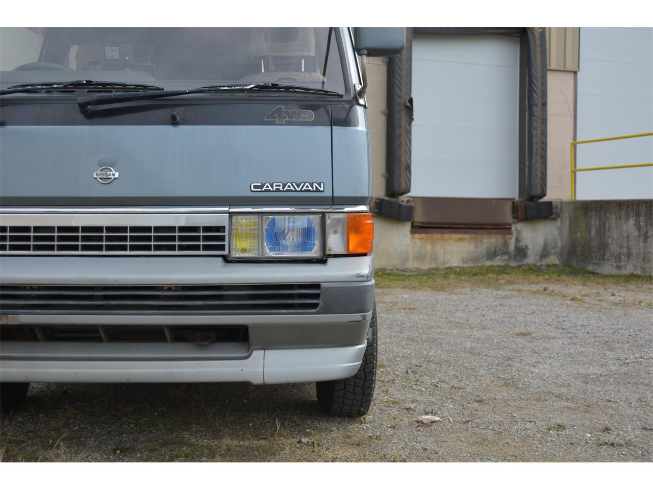 Large Picture of '90 Nissan Caravan located in Christiansburg Virginia - $17,900.00 Offered by Duncan Imports & Classic Cars - LN58