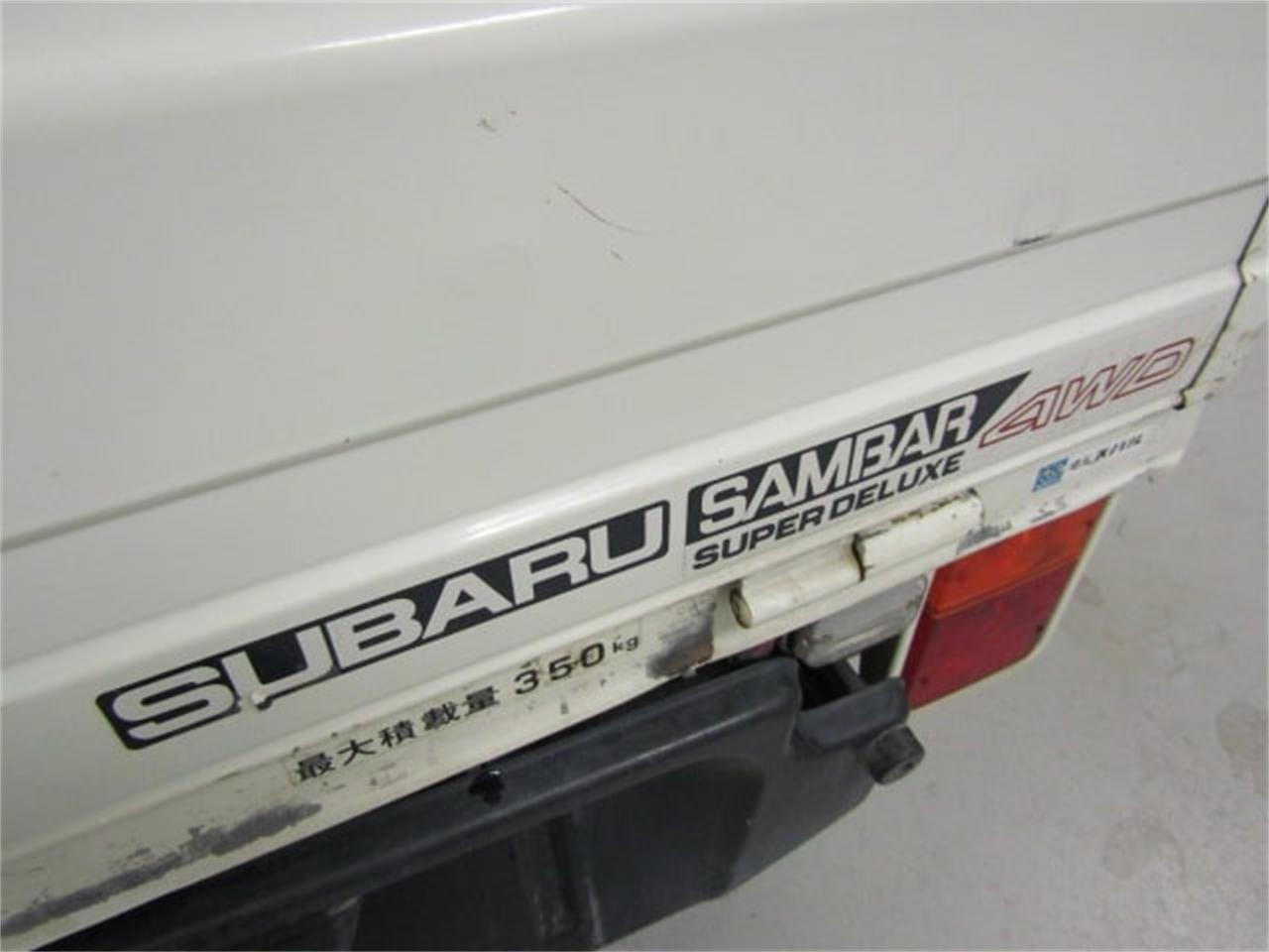 Large Picture of '89 Sambar - LN5P