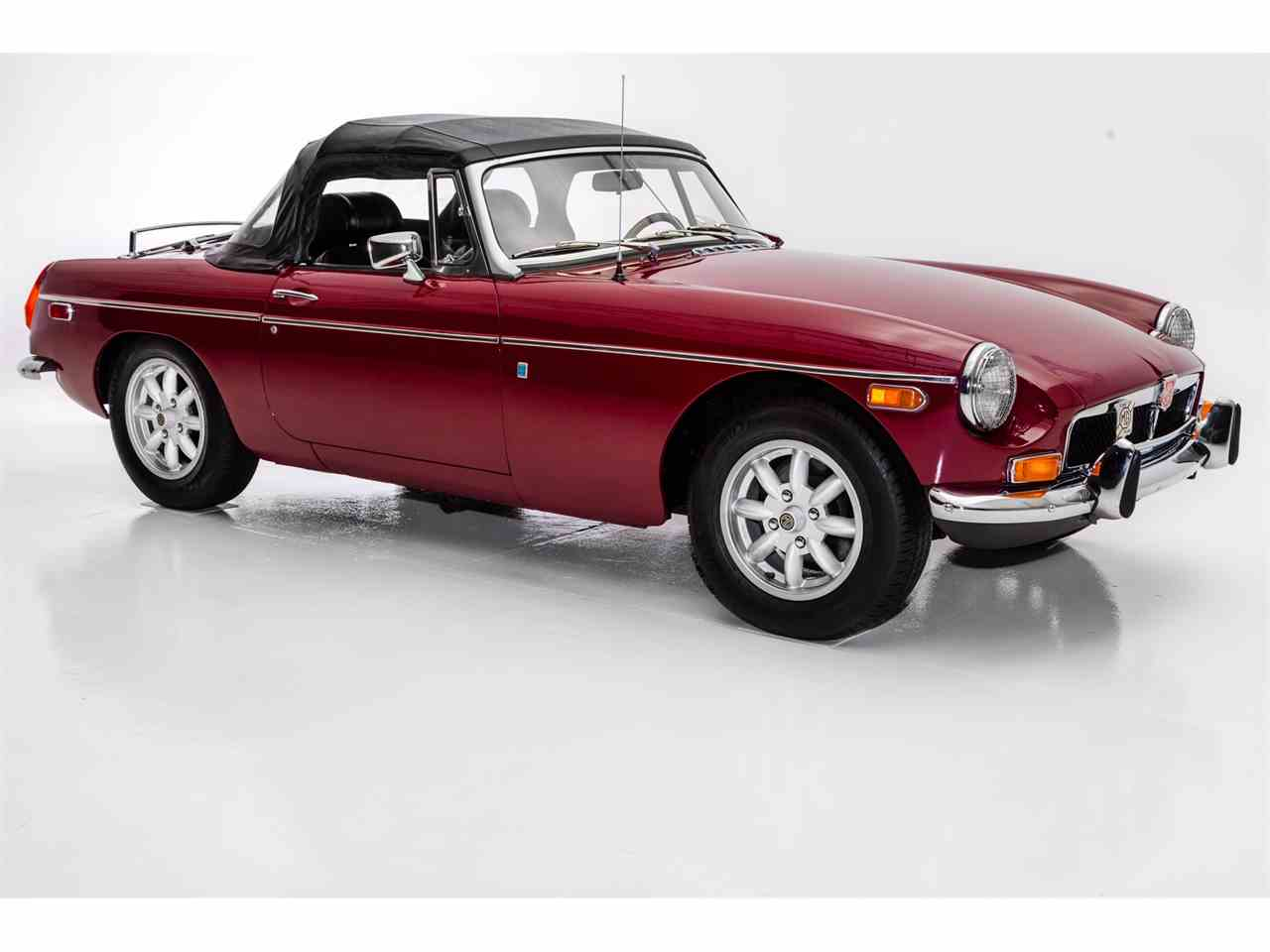 Large Picture of '74 MGB - LGCZ