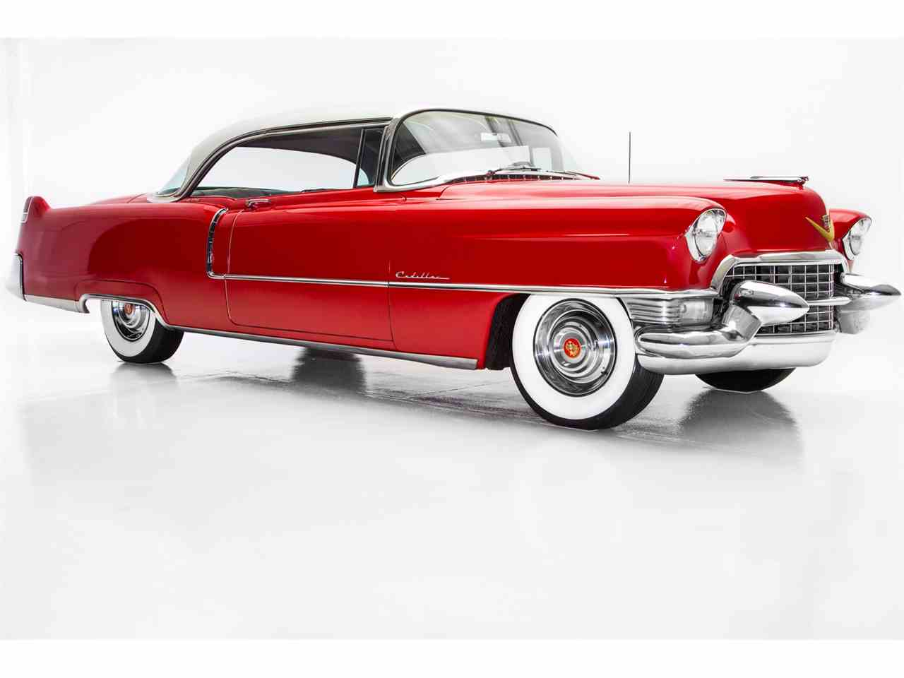 1955 Cadillac Coupe DeVille for Sale | ClicCars.com | CC-1000982
