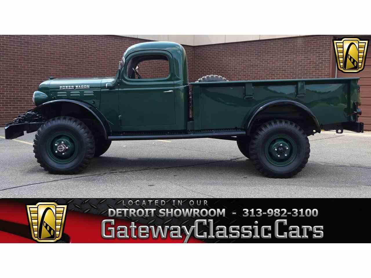 1946 Dodge Power Wagon for Sale | ClassicCars.com | CC-1009902