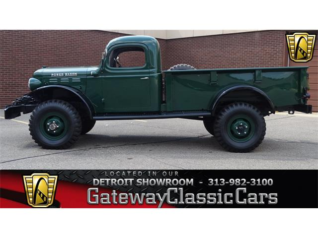 Picture of '46 Power Wagon - LN8U
