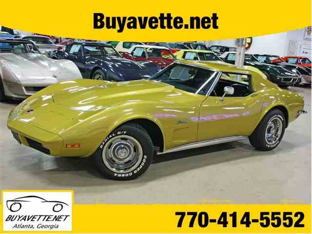 Picture of Classic 1973 Chevrolet Corvette - $19,999.00 Offered by Buyavette - LN9M
