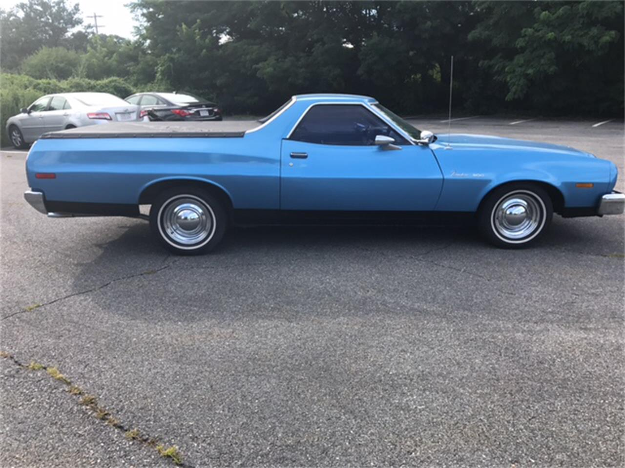 Large Picture of '73 Ranchero - LNB6
