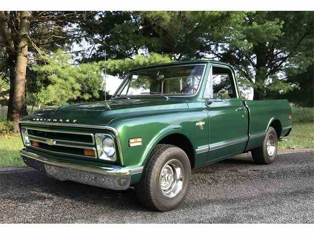 1968 Chevrolet C/K 10 for Sale on ClicCars.com