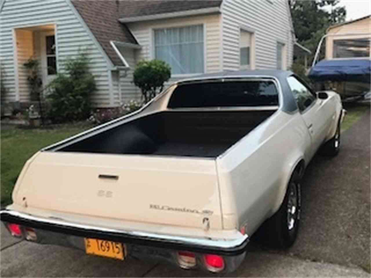 1973 chevrolet el camino ss for sale cc 1011007. Black Bedroom Furniture Sets. Home Design Ideas