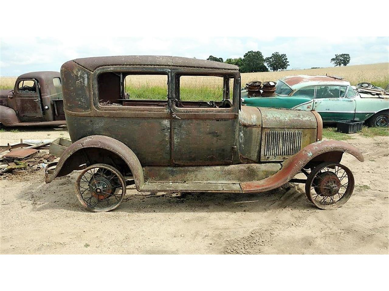 Large Picture of '28 Model A - LO3L