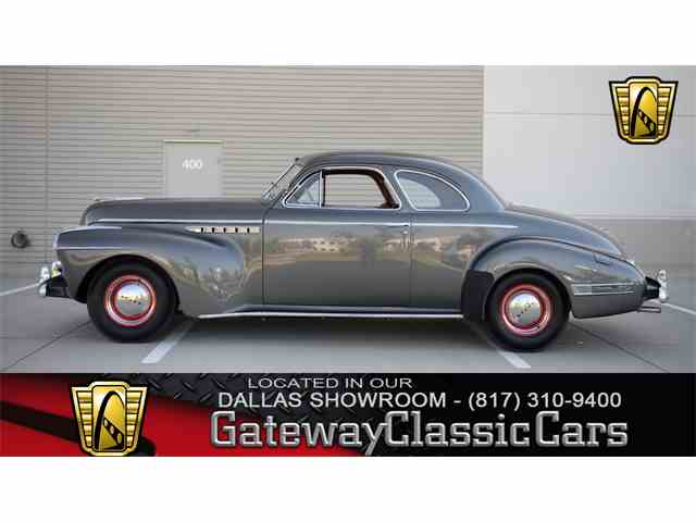Picture of '41 Buick Roadmaster located in Texas - $67,000.00 Offered by  - LO4Y