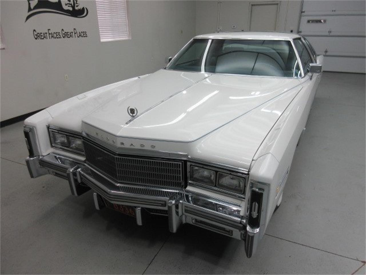 Large Picture of '77 Eldorado - LO5G