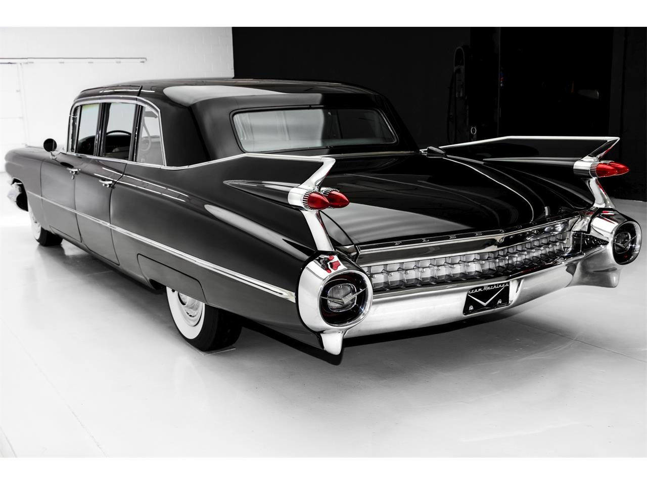 1959 Cadillac Fleetwood Limousine for Sale | ClassicCars ...