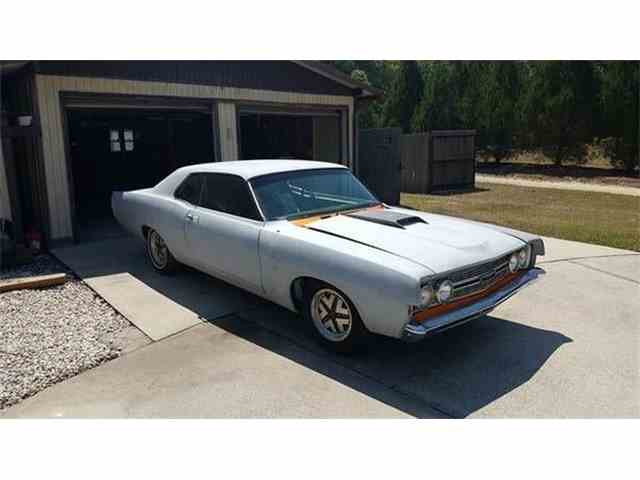 Picture of Classic 1968 Ford Torino located in Cadillac Michigan - LNEN