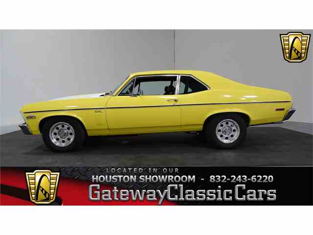 Picture of 1970 Chevrolet Nova - $24,995.00 Offered by Gateway Classic Cars - Houston - LNEQ