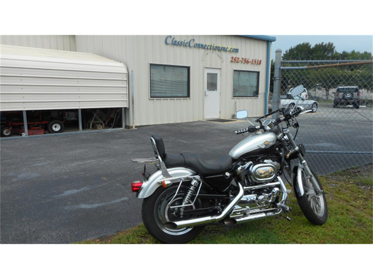 Large Picture of '03 Harley-Davidson Sportster located in Greenville North Carolina Offered by Classic Connections - LO7F