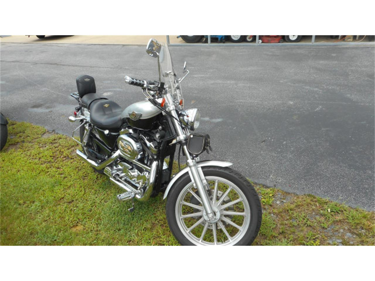 Large Picture of '03 Harley-Davidson Sportster - LO7F
