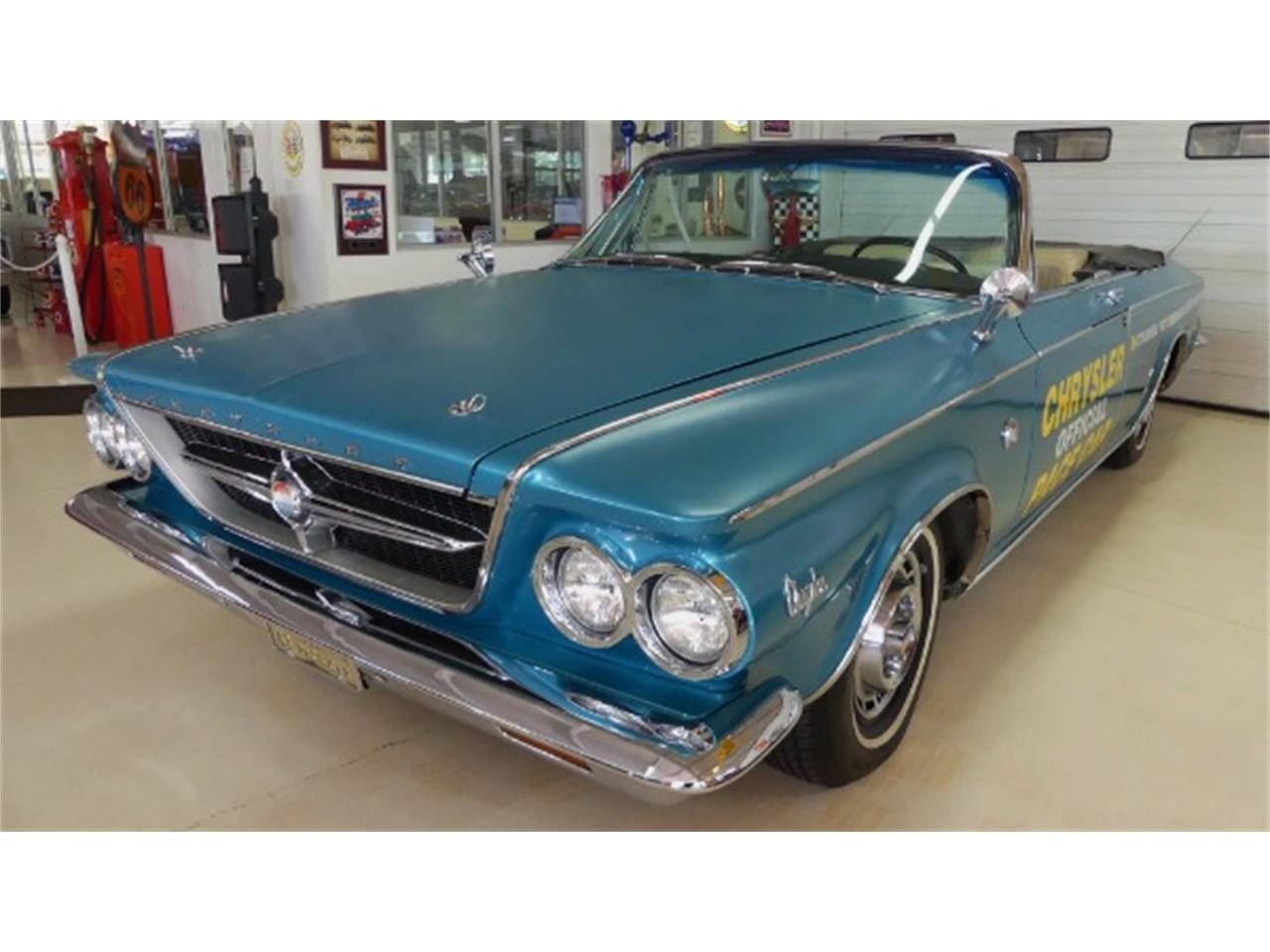 Large Picture of 1963 Chrysler 300 located in Ohio - LNF4