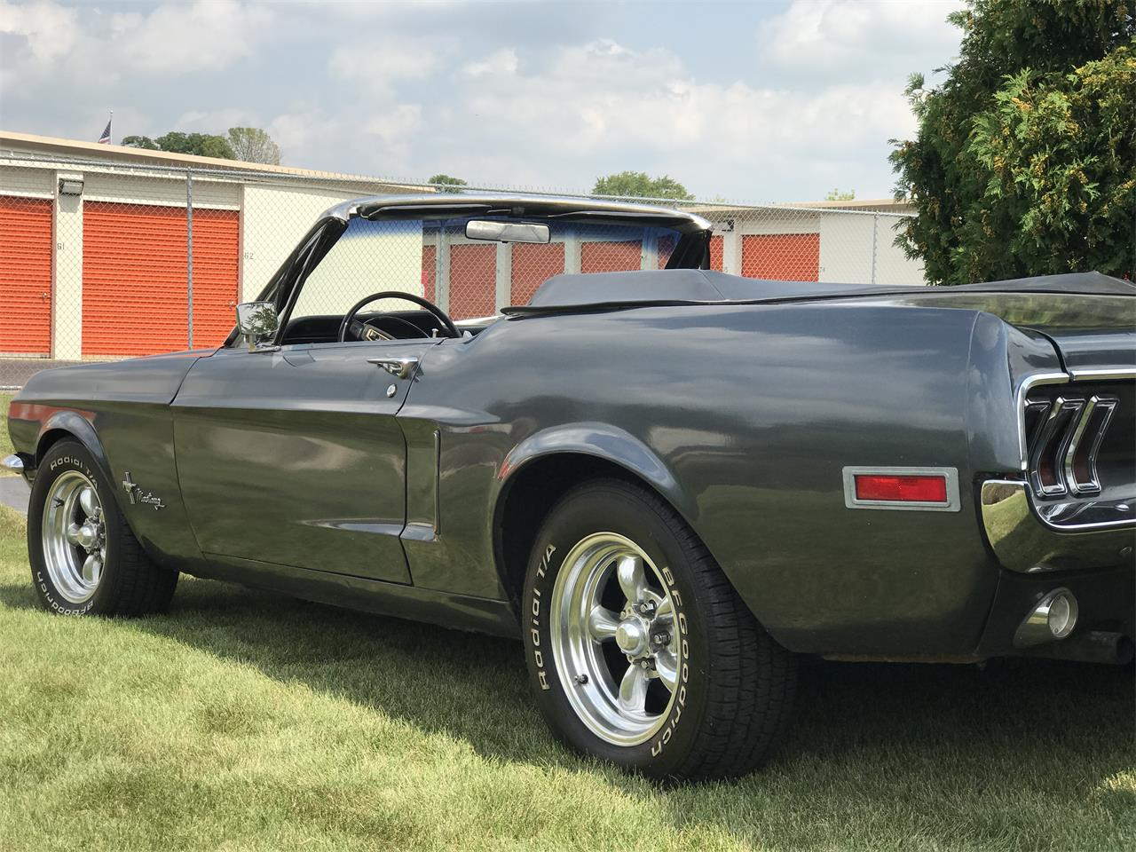 Large Picture of '68 Mustang - LOBC