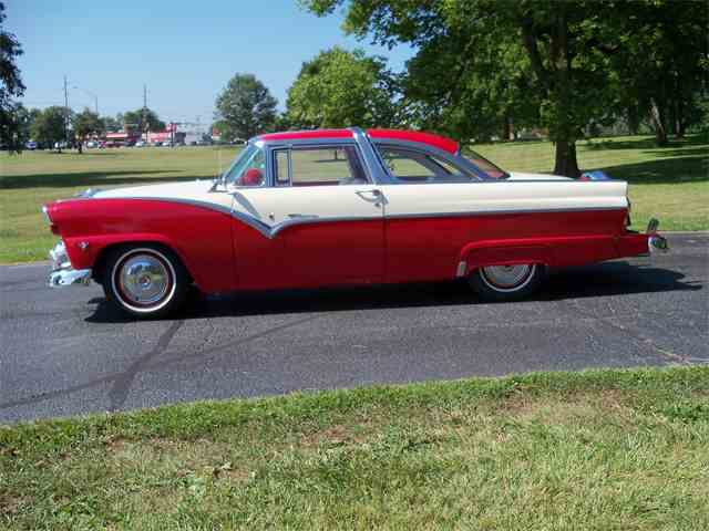 Picture of Classic '55 Crown Victoria - $32,500.00 Offered by a Private Seller - LOEN