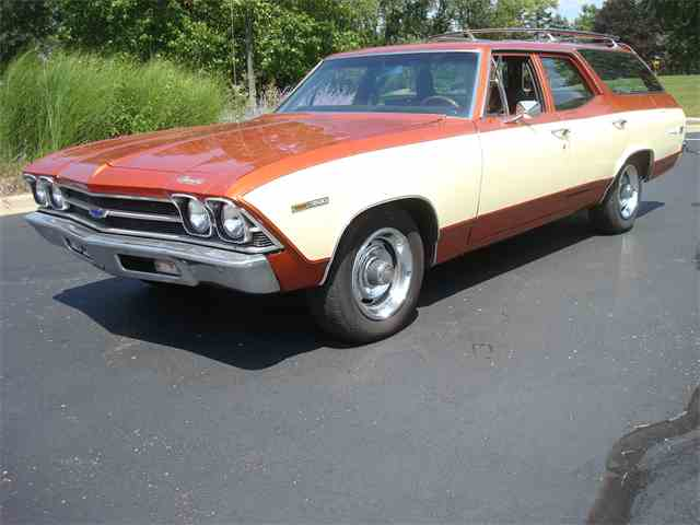 Picture of '69 Chevrolet Station Wagon located in naperville Illinois - LOEX