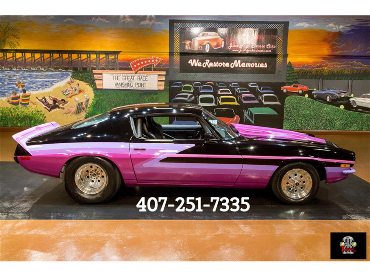 Large Picture of Classic 1971 Camaro located in Florida - $32,995.00 Offered by Just Toys Classic Cars - LOFB