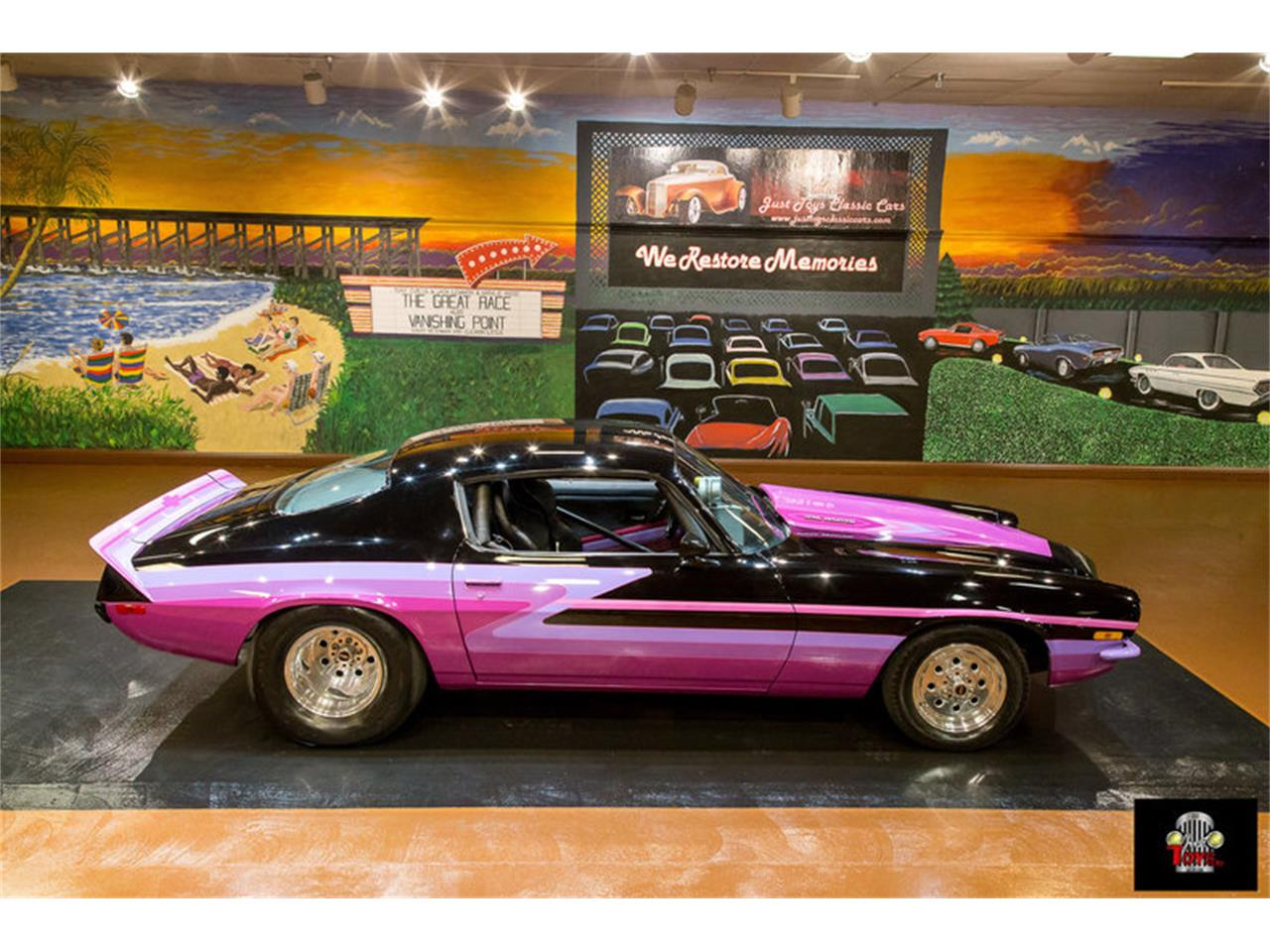 Large Picture of Classic 1971 Chevrolet Camaro located in Florida Offered by Just Toys Classic Cars - LOFB