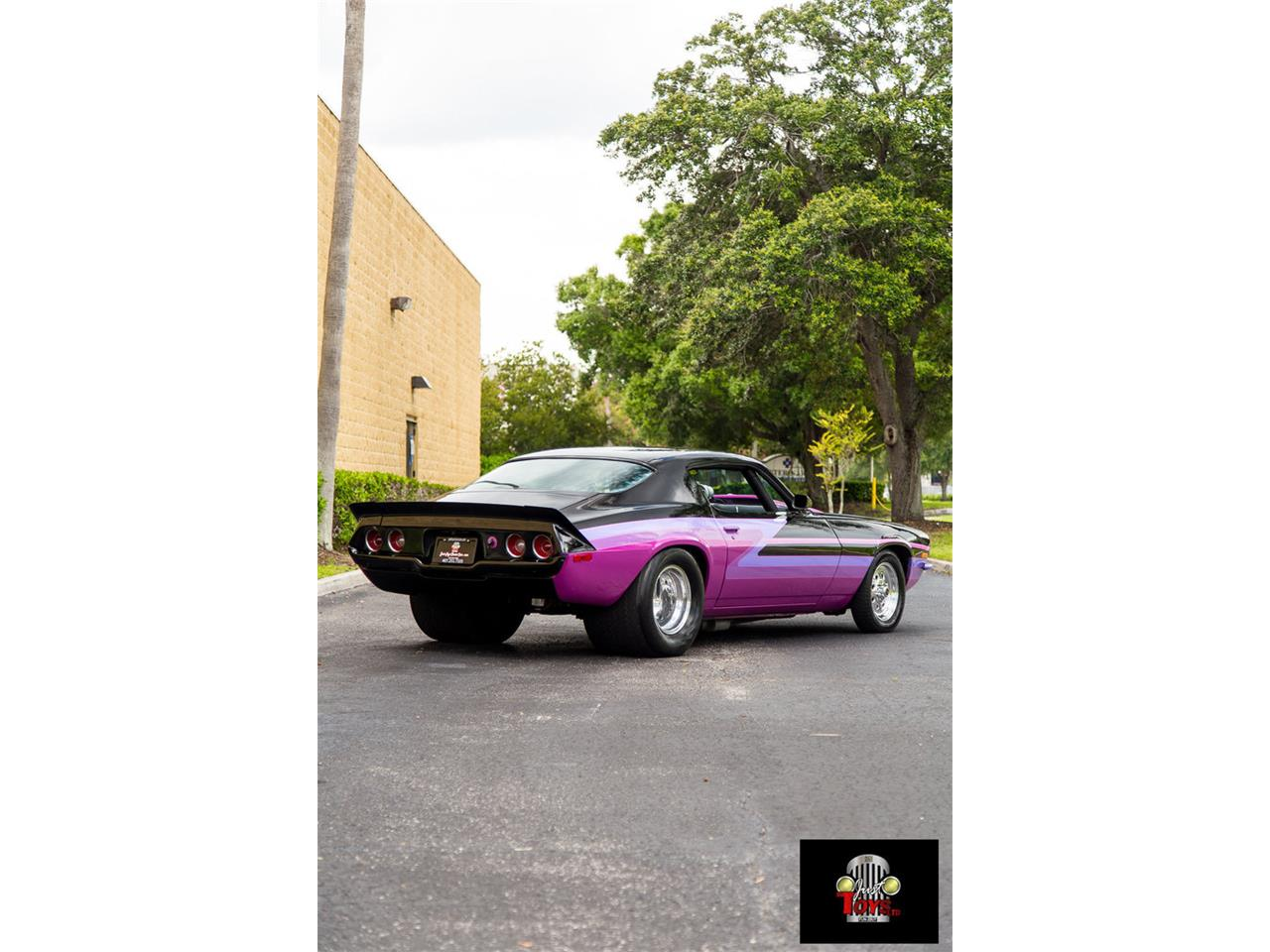 Large Picture of 1971 Camaro located in Florida - $32,995.00 Offered by Just Toys Classic Cars - LOFB
