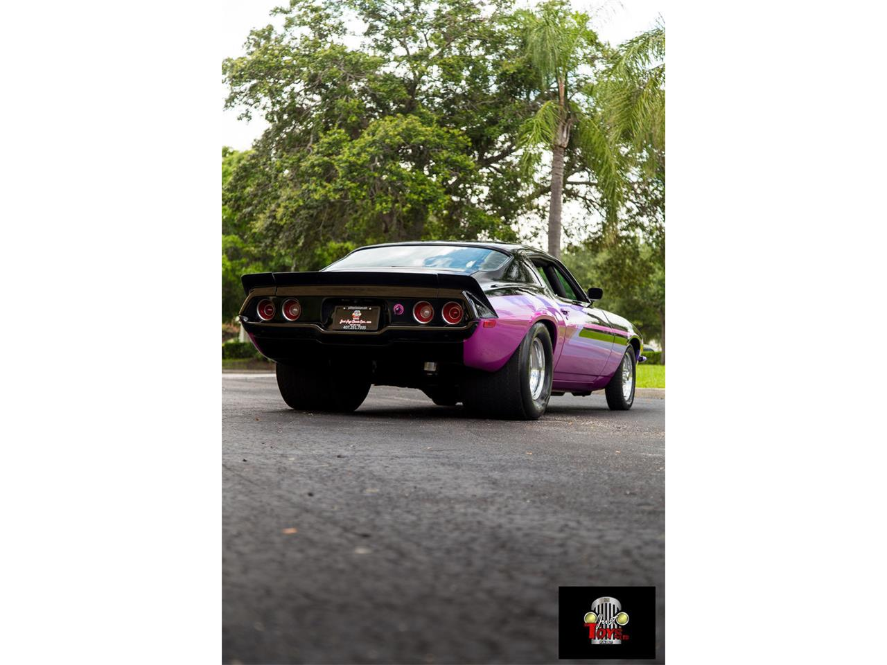 Large Picture of Classic '71 Camaro - $32,995.00 Offered by Just Toys Classic Cars - LOFB