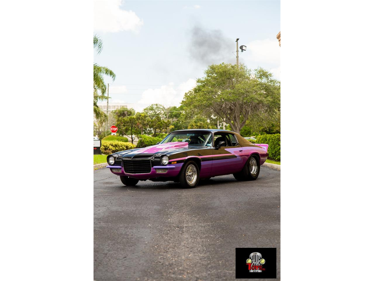 Large Picture of Classic '71 Camaro located in Orlando Florida - $32,995.00 - LOFB