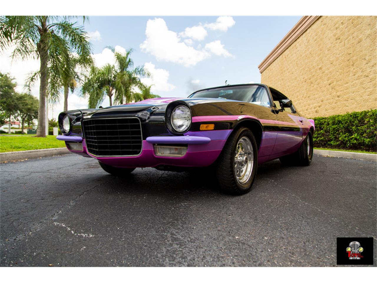 Large Picture of '71 Chevrolet Camaro - $32,995.00 Offered by Just Toys Classic Cars - LOFB