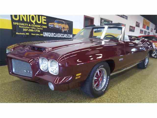 Picture of '71 GTO - LOG8