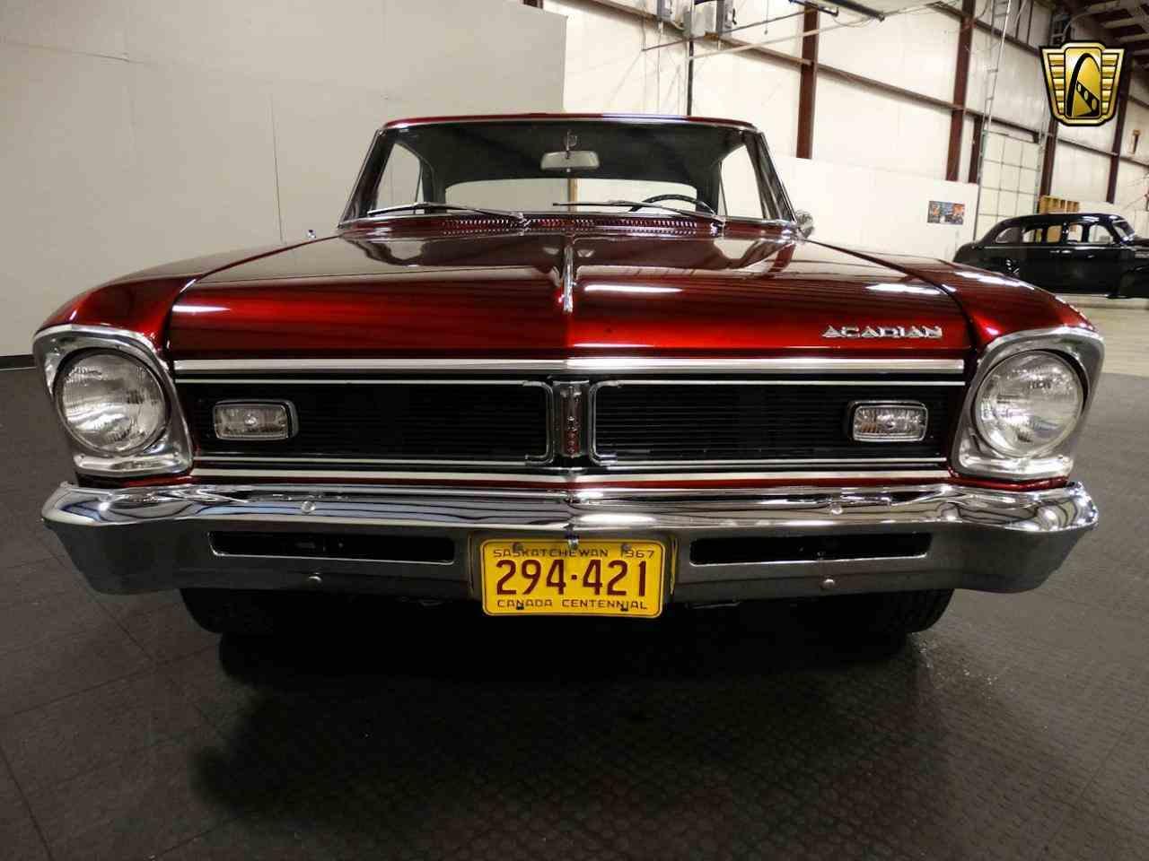 1967 Pontiac Acadian for Sale | ClassicCars.com | CC-1011465