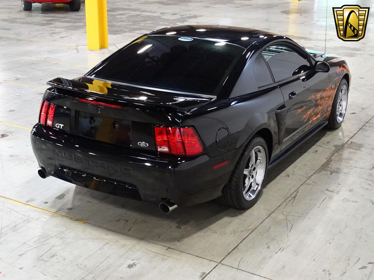 Large Picture of '02 Mustang - LOGA