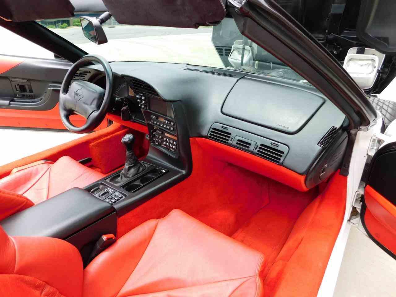 Large Picture of '96 Corvette - LOGE