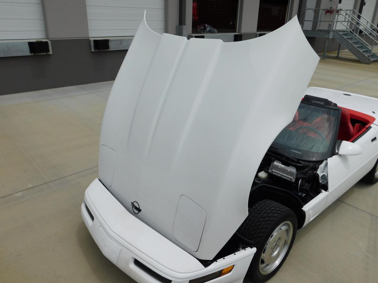 Large Picture of '96 Corvette - LOGE