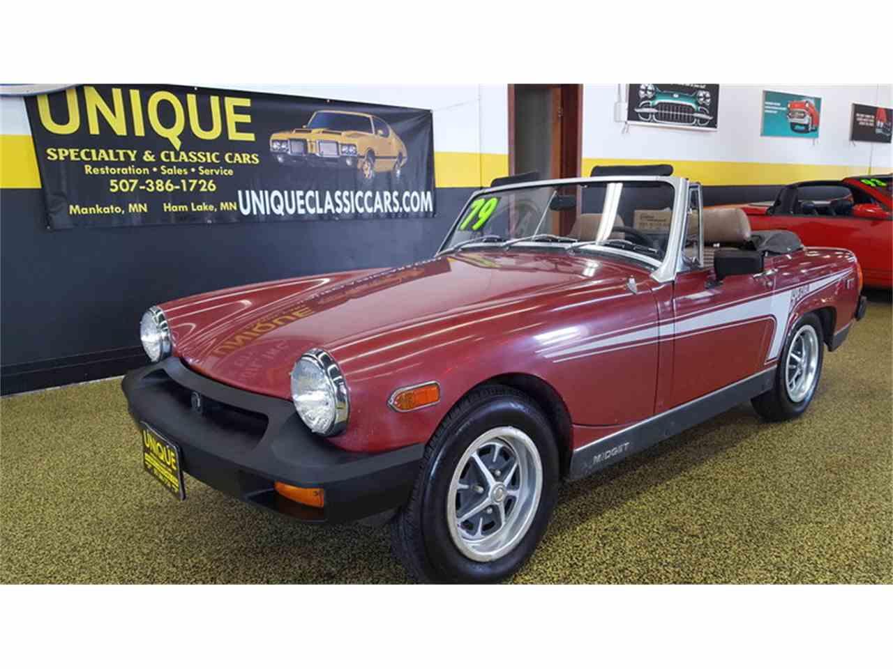 1979 MG Midget for Sale | ClassicCars.com | CC-1011489