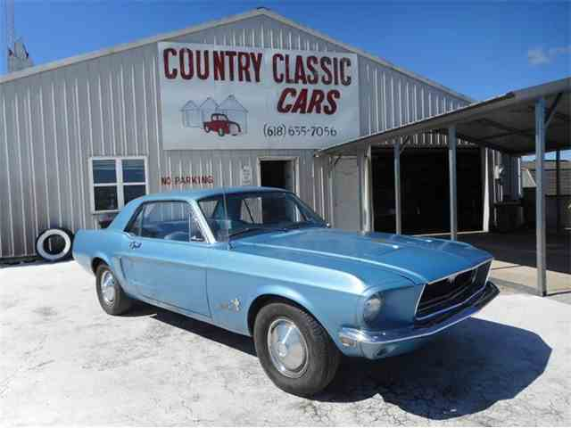 Picture of '68 Mustang - LOHD
