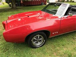 Picture of 1969 GTO located in Hanover Massachusetts - $45,900.00 - LOHS