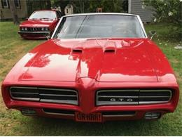 Picture of '69 Pontiac GTO located in Massachusetts - LOHS