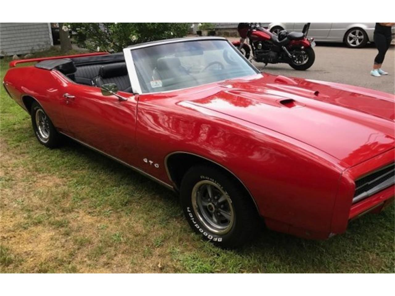 Large Picture of 1969 GTO - $45,900.00 Offered by CARuso Classic Cars - LOHS