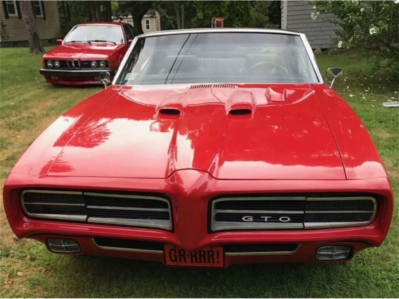 Large Picture of '69 Pontiac GTO located in Massachusetts - $45,900.00 - LOHS