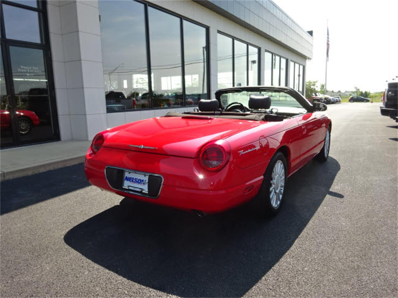 Large Picture of '04 Thunderbird - LNFT