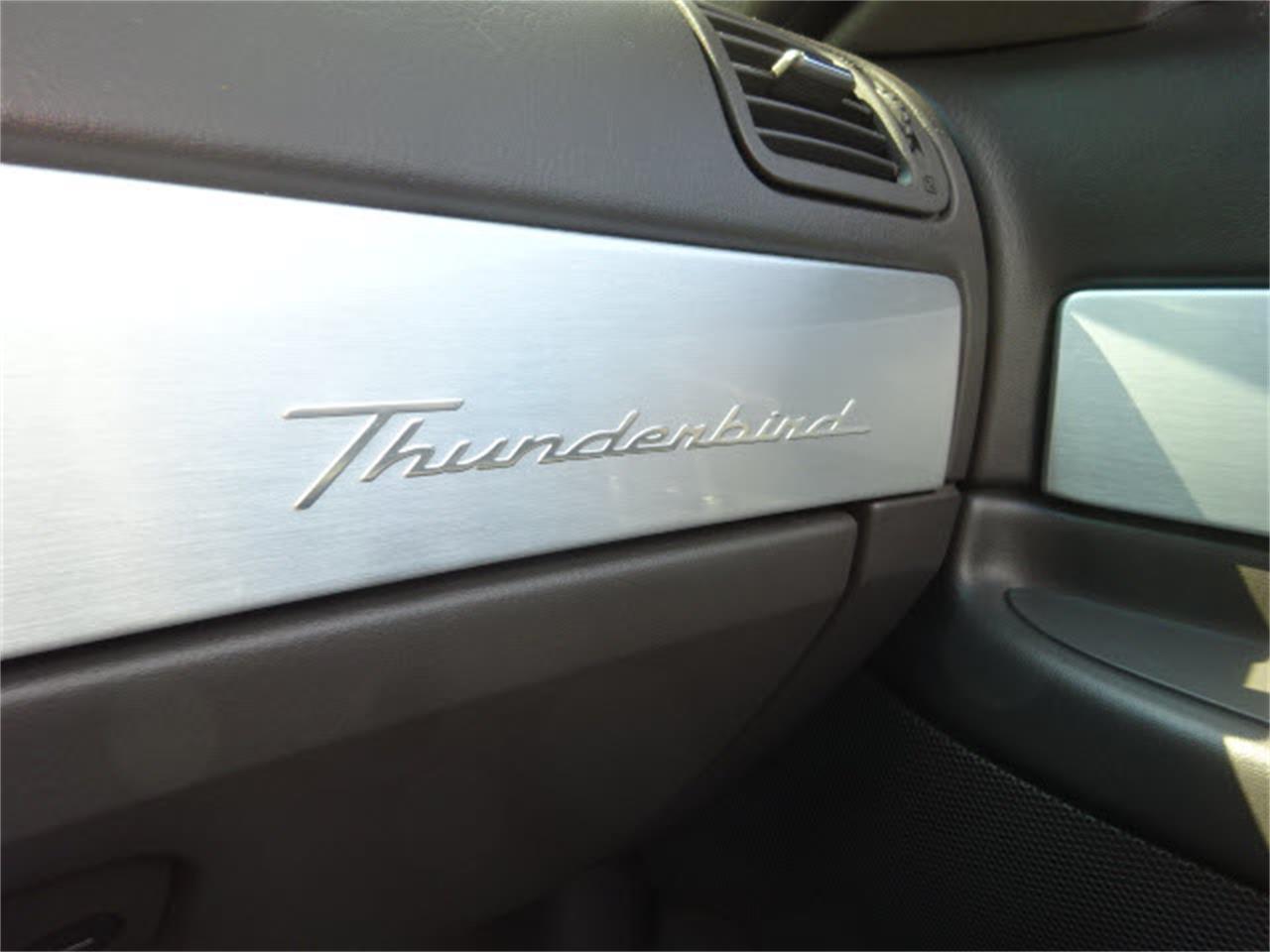 Large Picture of '02 Thunderbird - LNFU