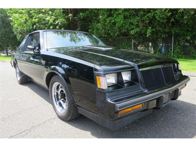 Picture of '86 Buick Grand National located in Connecticut Offered by  - LOIQ
