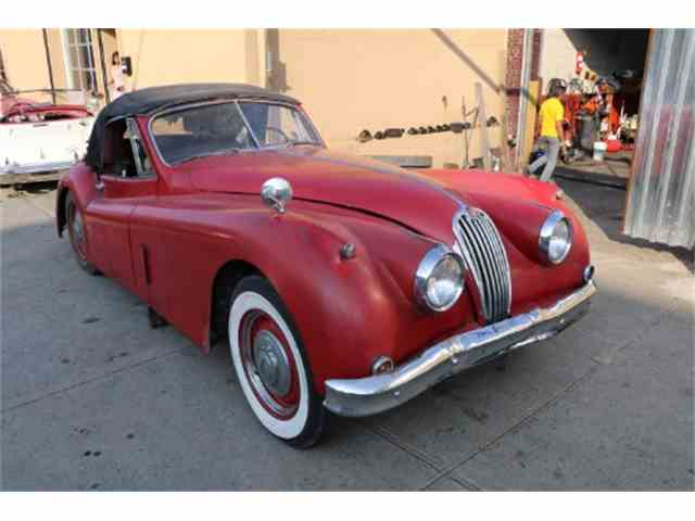 Picture of 1956 XK140 located in Astoria New York Offered by  - LNFY