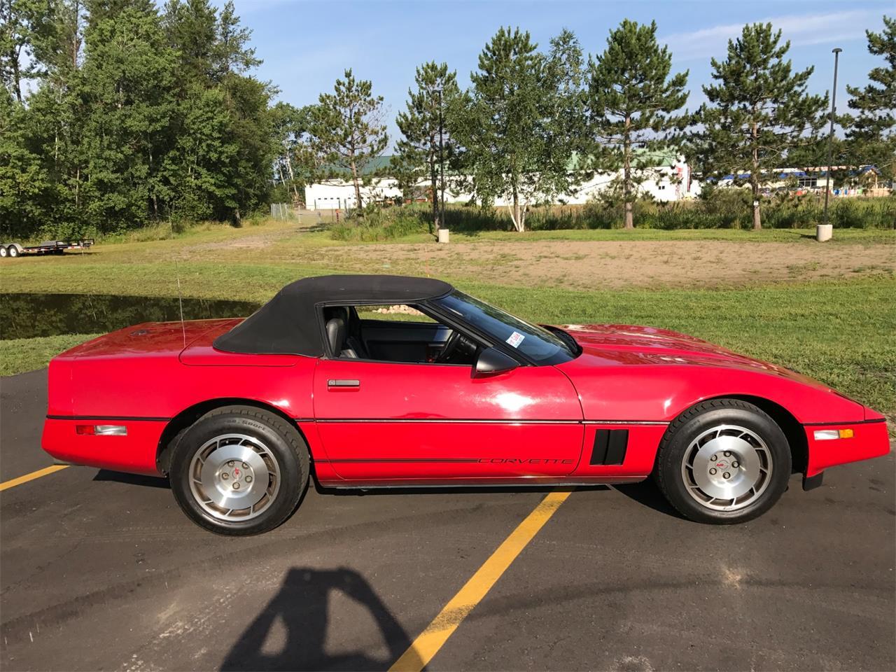 Large Picture of '87 Corvette - LOJO