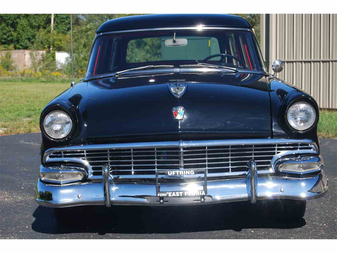 1956 ford country squire for sale cc 1011669. Black Bedroom Furniture Sets. Home Design Ideas